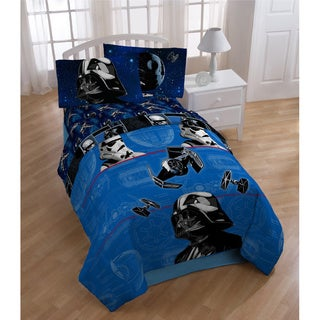 Star Wars 'Darth Vader' 6-piece Bed in a Bag with Pillow Buddy