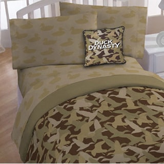 "Duck Dynasty ""Camo"" 6-Piece Bed in a Bag"