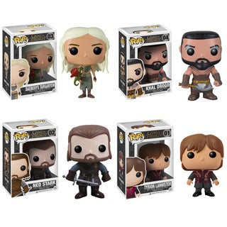 Game of Thrones: Pop! Vinyl Set 1