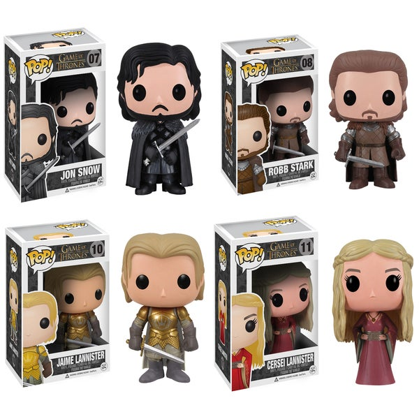 Game of Thrones: Pop! Vinyl Set 2