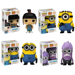 Despicable Me 2: Pop! Vinyl Set