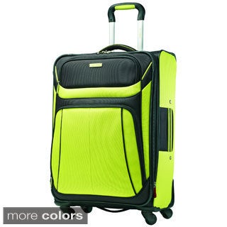 Samsonite Aspire Sport 25-inch Medium Expandable Spinner Upright Suitcase