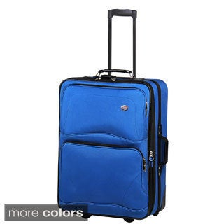 American Tourister Baltic Collection Expandable 25-inch Medium Rolling Upright Suitcase