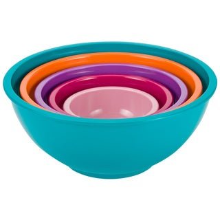 Zak! Colorways 5-piece Nested Bowls