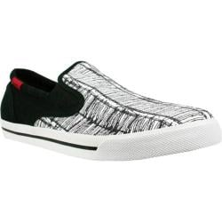 Men's Burnetie Skid Prints 2 White/Black