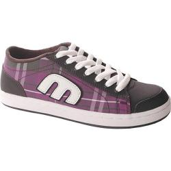 Women's Etnies Lo-Pro-Baller Black/Purple