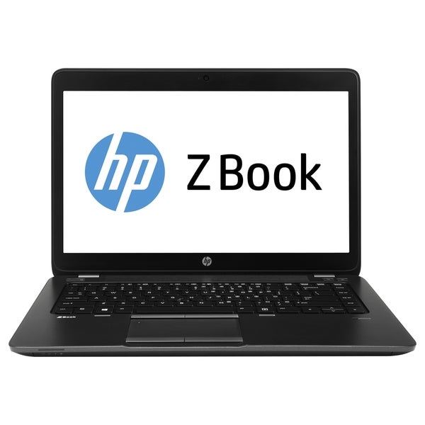 "HP ZBook 14 14"" LED Mobile Workstation - Intel Core i7 i7-4600U Dual-"