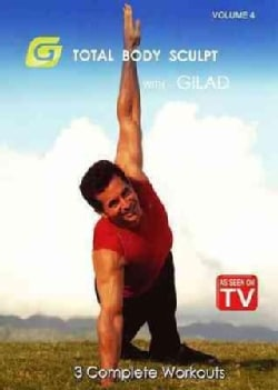 Total Body Sculpt with Gilad: Vol. 4 (DVD)