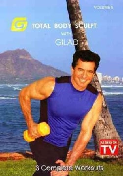 Total Body Sculpt with Gilad: Vol. 5 (DVD)