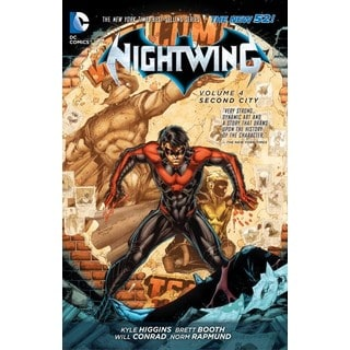 Nightwing 4: Second City (Paperback)