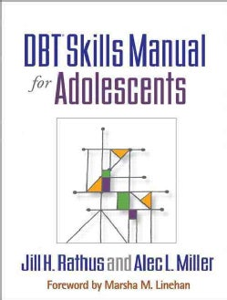 DBT Skills Manual for Adolescents (Paperback)
