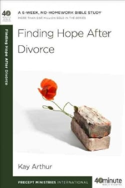 Finding Hope After Divorce (Paperback)