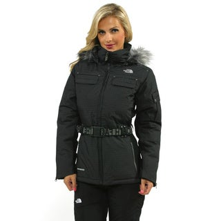 The North Face Women's TNF Black Steep Tech Peak 7 Down Jacket