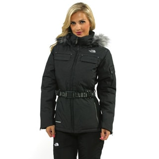 The North Face Women's TNF Black Steep Tech Peak 7 Down Jacket