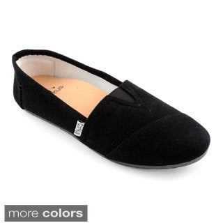 Corkys Women's Slip On Suede Sues