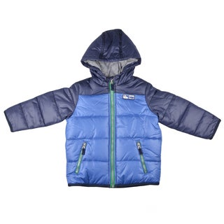 Carter's Boy's Fleece Lined Hooded Jacket