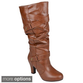 Madden Girl by Steve Madden Women's 'Pint' Round Toe Slouch Boots