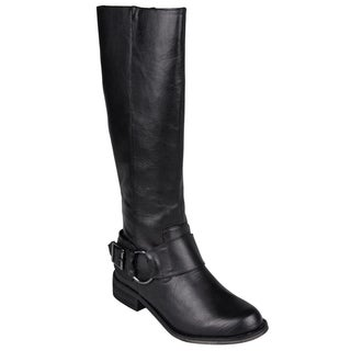 Steve Madden Women's 'Toureg' Leather Boots