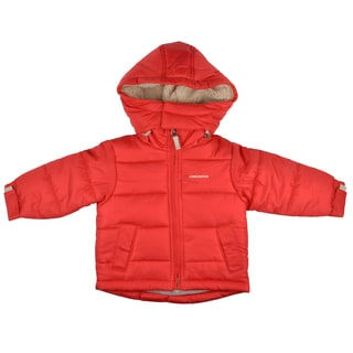 London Fog Boy's Faux Fur Lined Hooded Jacket