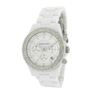 Michael Kors Women's MK5300 Glitz Acrylic Watch
