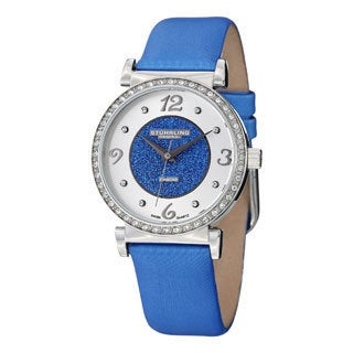Stuhrling Original Women's Astra Swiss Quartz Strap Strap Watch