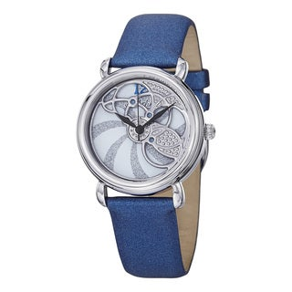 Stuhrling Original Women's Pirouette Swiss Quartz Strap Strap Watch