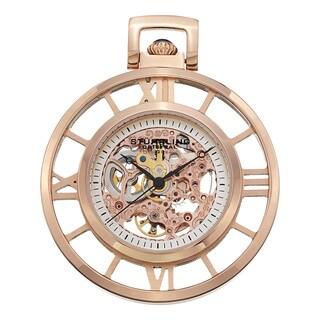 Stuhrling Original Men's Ancestor Mechanical Pocket Watch Pocket Watch Watch