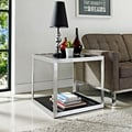 Open Box Accent Side Table