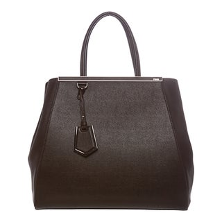 Fendi '8BH251 00D7E F0D7L' Large 2Jours Shopper