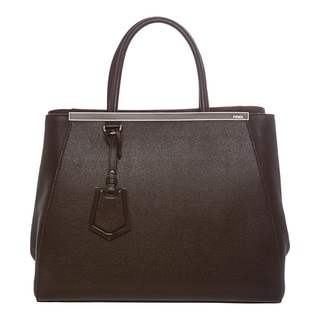 Fendi '8BH250 00D7E F0D7L' Medium 2Jours Shopper