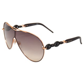 Gucci Women's '4203/S Cocoa Red' Sunglasses