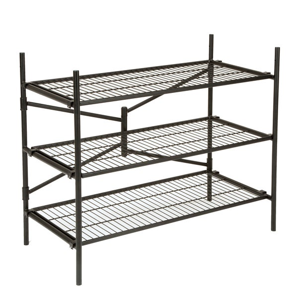 Cosco Instant Folding Shelf Storage Unit