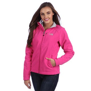The North Face Women's Passion Pink Apex Bionic Jacket