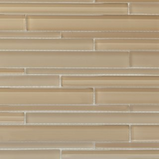 Martini Mosaic 12.75x14.25 Strada Sahara Sands (Pack of 6)