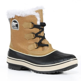 Sorel Women's 'Tivoli' Buff Suede Cold Weather Boots