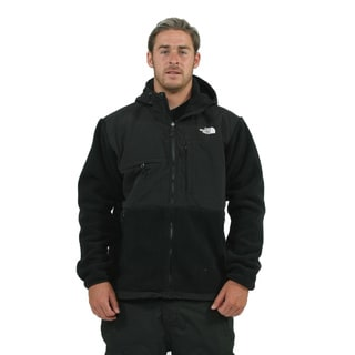 The North Face Men's Denali Hoodie Black Jacket