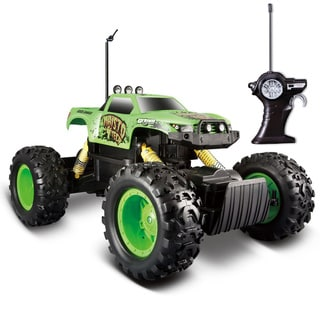 Remote Control Tri-Band Off-Road Rock Crawler RTR Monster Truck