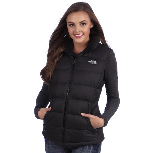 The North Face Women's TNF Black Nuptse 2 Vest