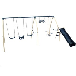 Flexible Flyer Big Playground Swing Set