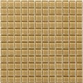Martini Mosaic 12x12 Piazza Olive Martini (Pack of 10)