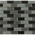 Martini Mosaic 11.75x11.75 Essen Volcanic Ash Tile Sheets (Pack of 10)