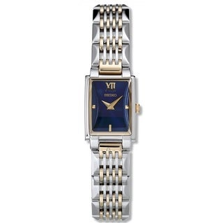 Seiko Women's 'Tressia' 2-tone Watch