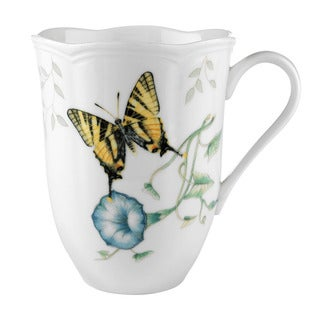 Lenox Butterfly Meadow Tiger Swallowtail Mug