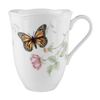 Lenox Butterfly Meadow Monarch 12-ounce Mug