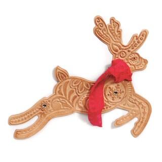 Sizzix Bigz Reindeer #2 Die Textured Impressions