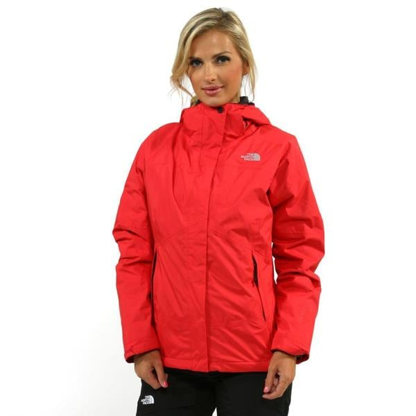 the north face women 39 s mountain light triclimate tearberry pink jacket. Black Bedroom Furniture Sets. Home Design Ideas