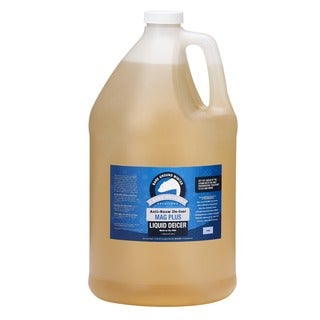 Bare Ground 1-gallon Liquid Ice Melt Jug