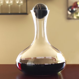 Personalized 67-ounce Wine Decanter