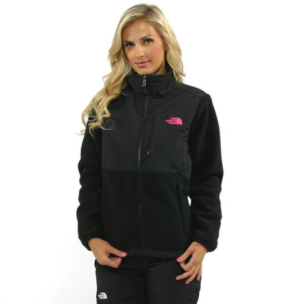 The North Face Women's TNF Black PR Denali Jacket (S)