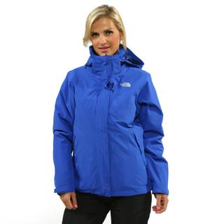 The North Face Women's Vibrant Blue Vinson Triclimate Jacket